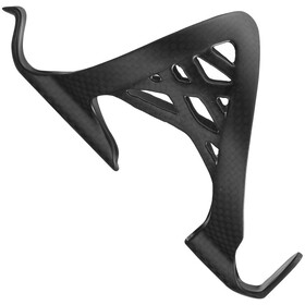 Supacaz Spider Cage Bottle Holder Carbon, black